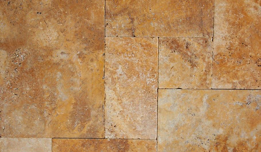 Terrassenplatten Travertin Ordon