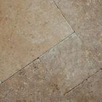 Terrassenplatten Travertin Walnut